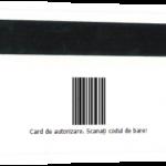 Card autorizare multifunctionala ForIT - Forms