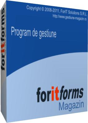 Program pentru gestiune si vanzare cu ajutorul caselor de marcat